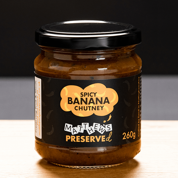 Spicy Banana Chutney