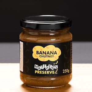 Banana Chutney