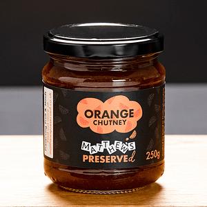 Orange Chutney