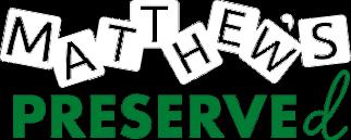 Matthews Preserved Logo
