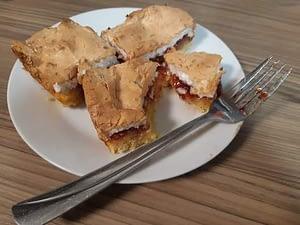 Raspberry Coconut Slice Recipe