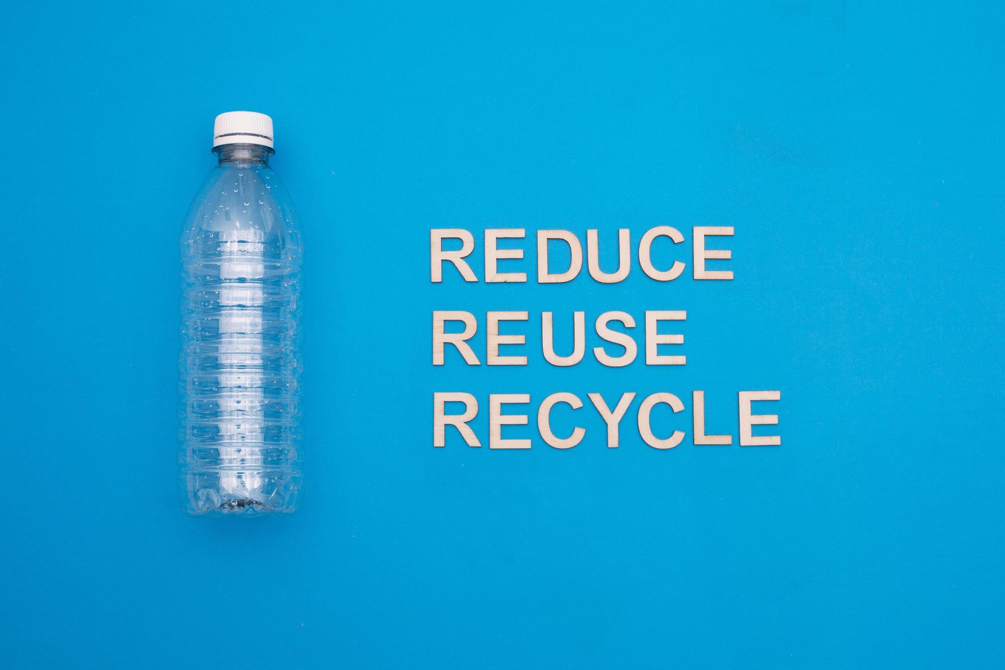 Reduce our reliance on single use plastics