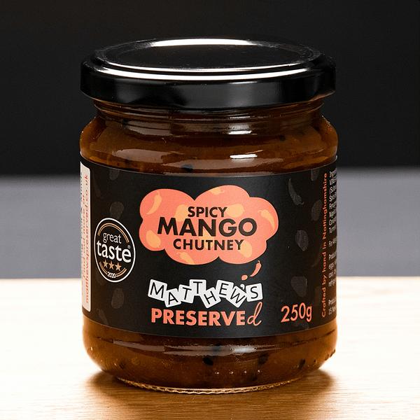 Spicy Mango Chutney