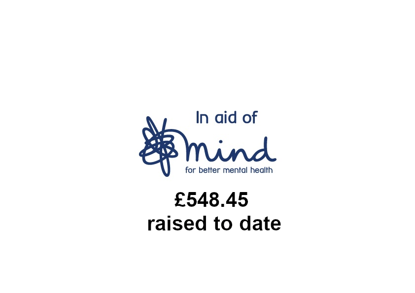Matthew's Preserved donates over £500 to the mental health charity Mind UK